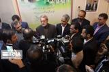 اعلام انصراف لاریجانی از کاندیداتوری مجلس +عکس