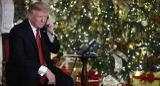 ترامپ: از تلفن شخصیام برای گفتگوها استفاده نمیکنم