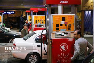 کاهش مصرف بنزین سوپر در کشور
