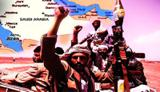 سرنگونی یک پهپاد سعودی توسط انصارالله