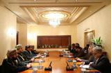لاریجانی:  باید فرصت حضور بازرگانان ایرانی در مناطق آزاد تجاری را فراهم کنیم