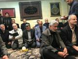احمدینژاد به خانه سردار سلیمانی رفت+عکس
