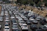 وضعیت ترافیکی جاده های کرمان