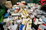 کشف ۵۰۰ هزار قلم انواع داروی تاریخ گذشته