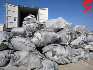 شناسایی انبار دپوی کالاهای قاچاق در اهواز