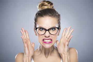 کارهای ممنوعه هنگام عصبانیت