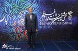 وزیر ارشاد به جشنواره فجر رفت+تصاویر