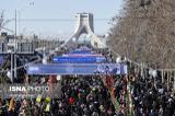 بازتاب راهپیمایی چهلویکمین سالگرد پیروزی انقلاب در رویترز