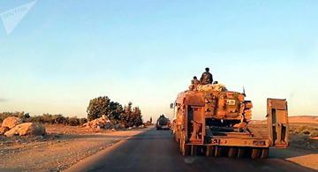 پیشروی ارتش سوریه در ادلب