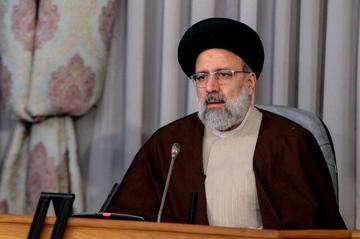 حجتالاسلام رئیسی پیام تسلیت صادر کرد