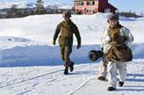 قرنطینه تفنگداران دریایی آمریکا در نروژ
