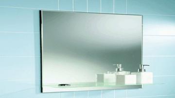 جلوگیری از بخار کردن  آَینه حمام در هنگام استحمام