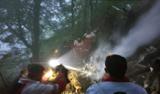 سقوط مرگبار هواپیمای آموزشی در استان مازندران/تصاویر