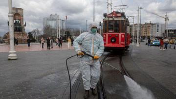 کرونا ترکیه را به تعطیلی کشاند/ مرز ۳۱ شهر بسته شد