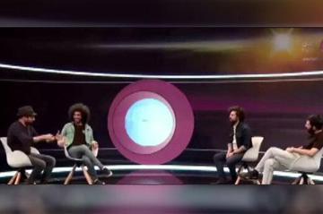 نوید محمدزاده  پیراهن امضا شده لوتار ماتیوس را به یک خواننده داد+فیلم