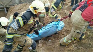 مرگ کارگر ساختمانی  به دلیل گیر کردن آستین لباس