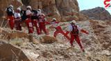 کوهنورد جوان بالاخره نجات یافت