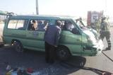 تصادف خونین در اتوبان تهران-قم
