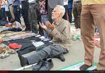 اسامی مساجد تهران برای برگزاری نماز عید فطر اعلام شد