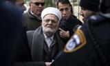 خطیب مسجد الاقصی  دستگیر  شد