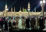 بازگشایی مسجد النبی (ص)