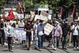 تظاهرات ضدنژادپرستی به سوئیس رسید