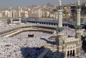 عربستان تعداد زائران حج را محدود میکند