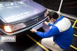 تولید پژو ۴۰۵ جی ال ایکس بنزینی در ایران خودرو  در ایستگاه پایانی/تصاویر
