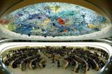 تصویب چند قطعنامه   در حمایت از فلسطین در شورای حقوق بشر