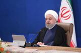 روحانی: فشارها به دولت عادی نیست / در ۶ ماه اخیر روز استراحتی میان مسئولان عالی رتبه اجرایی ندیدم