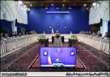 برگزاری  جلسه هیات دولت با بررسی وضعیت کشور در روزهای کرونایی/تصاویر