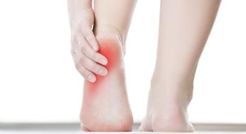 درد پاشنه پا را در 2 دقیقه با ماساژ  تسکین دهید
