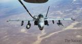 حمله جنگندههای ائتلاف عربی به مأرب