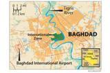 فرودگاه بینالمللی بغداد مورد حمله موشکی قرار گرفت
