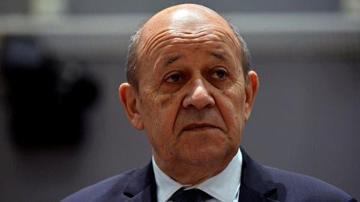 سفر وزیر خارجه فرانسه  به لبنان