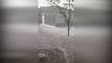 بارش  بهاری شدید تگرگ در لرستان