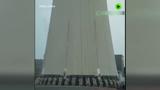 تخریب برجهای خنک کننده کارخانه هستهای آلمان